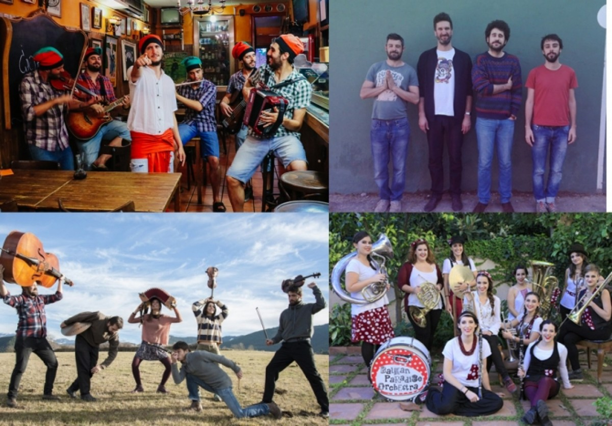 Els quatre grups finalistes del X Concurs Sons de la Mediterrània