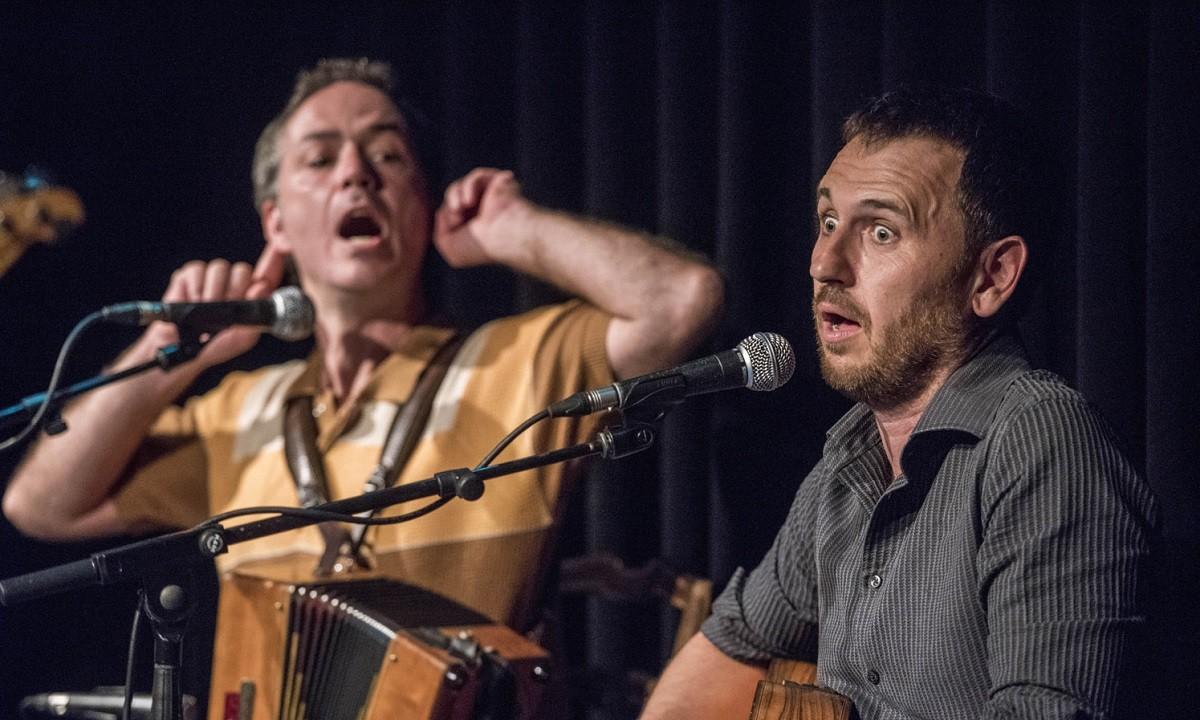 Carles Belda i Carles Sanjosex
