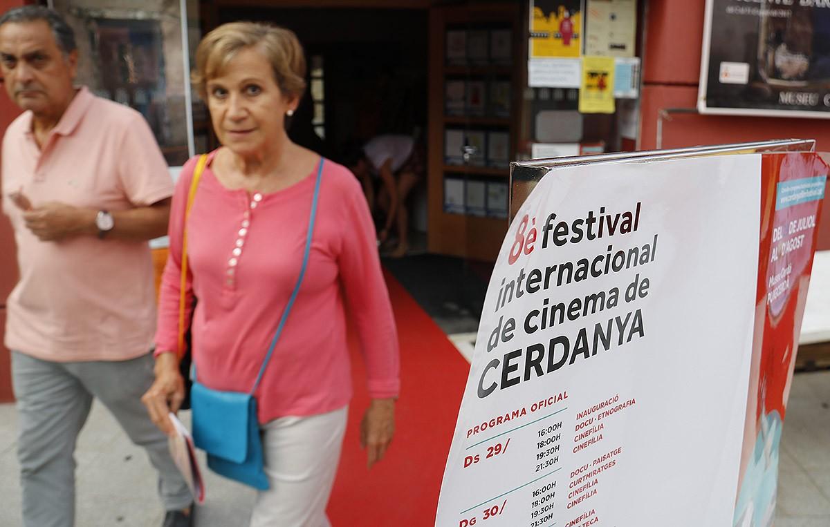 El Festival Internacional de Cinema de Cerdanya encara la recta final