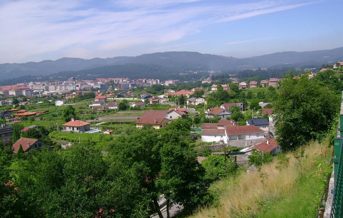 El municipi de Pontearas