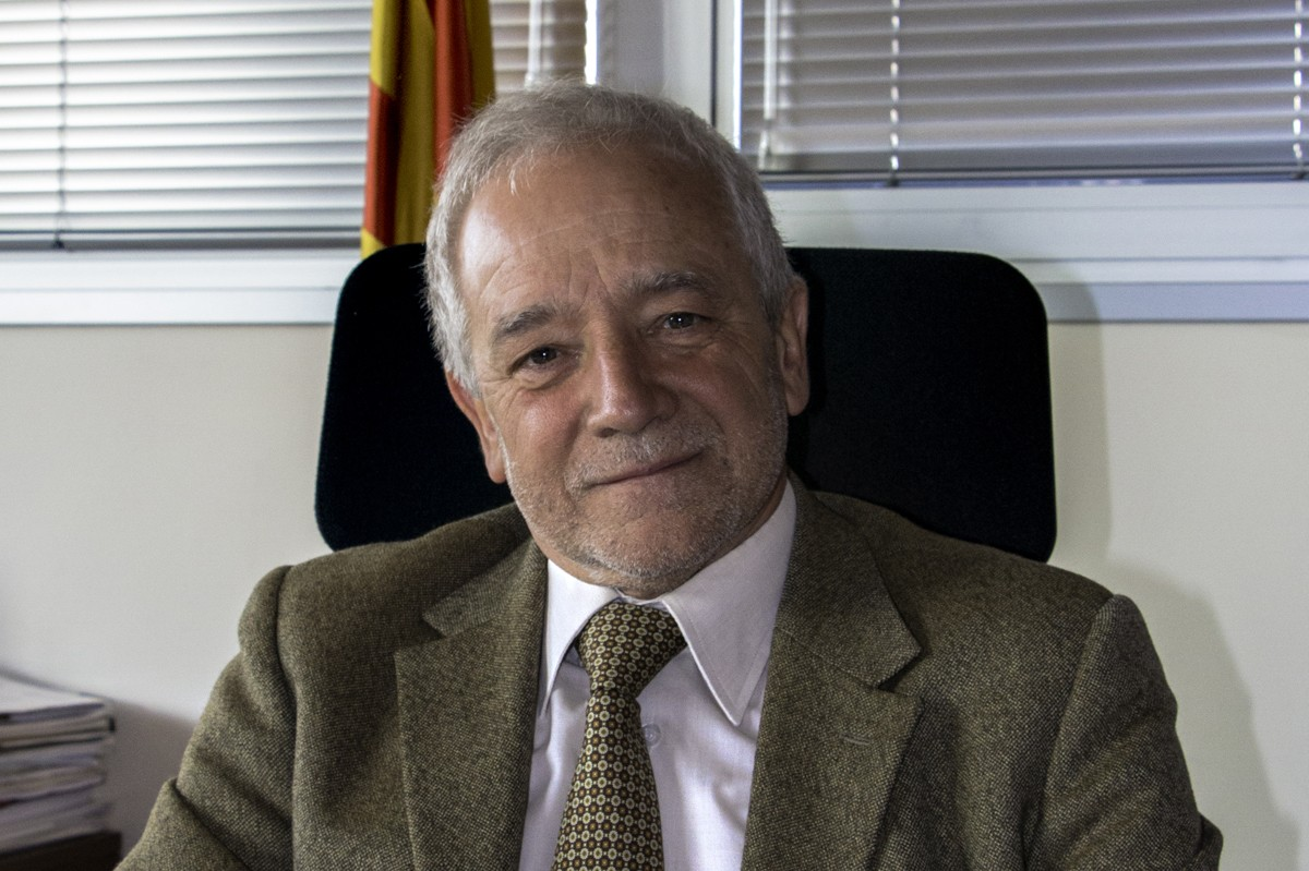 Salvador Puig, director general de l'INCAVI