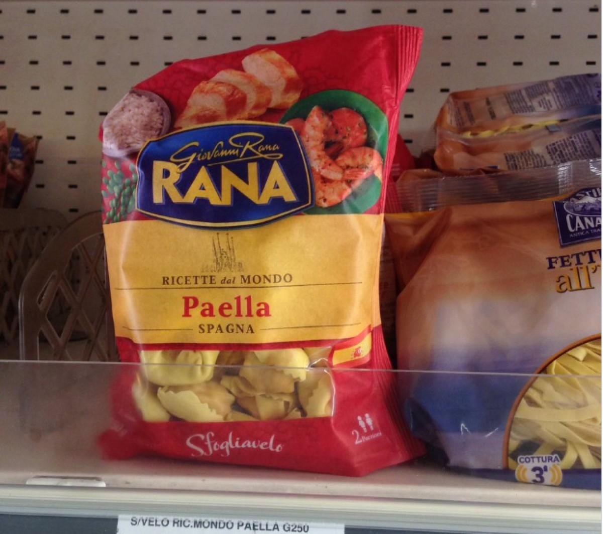 La pasta de paella, un nou atreviment culinari