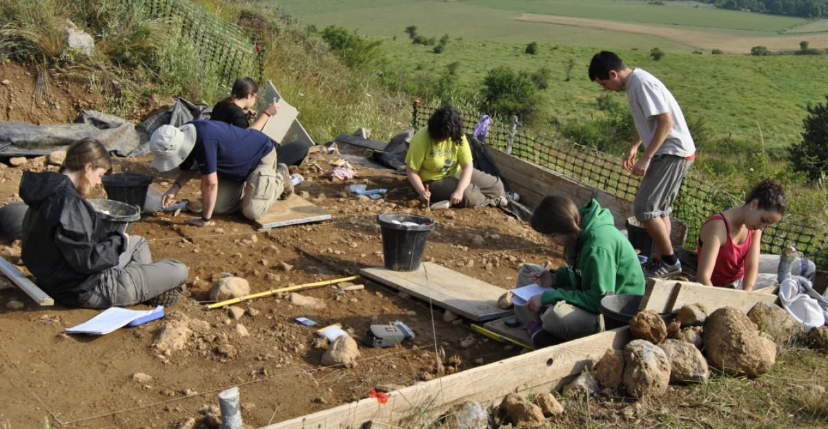 A l'exposició es mostren més de vint anys de recerca arqueològica