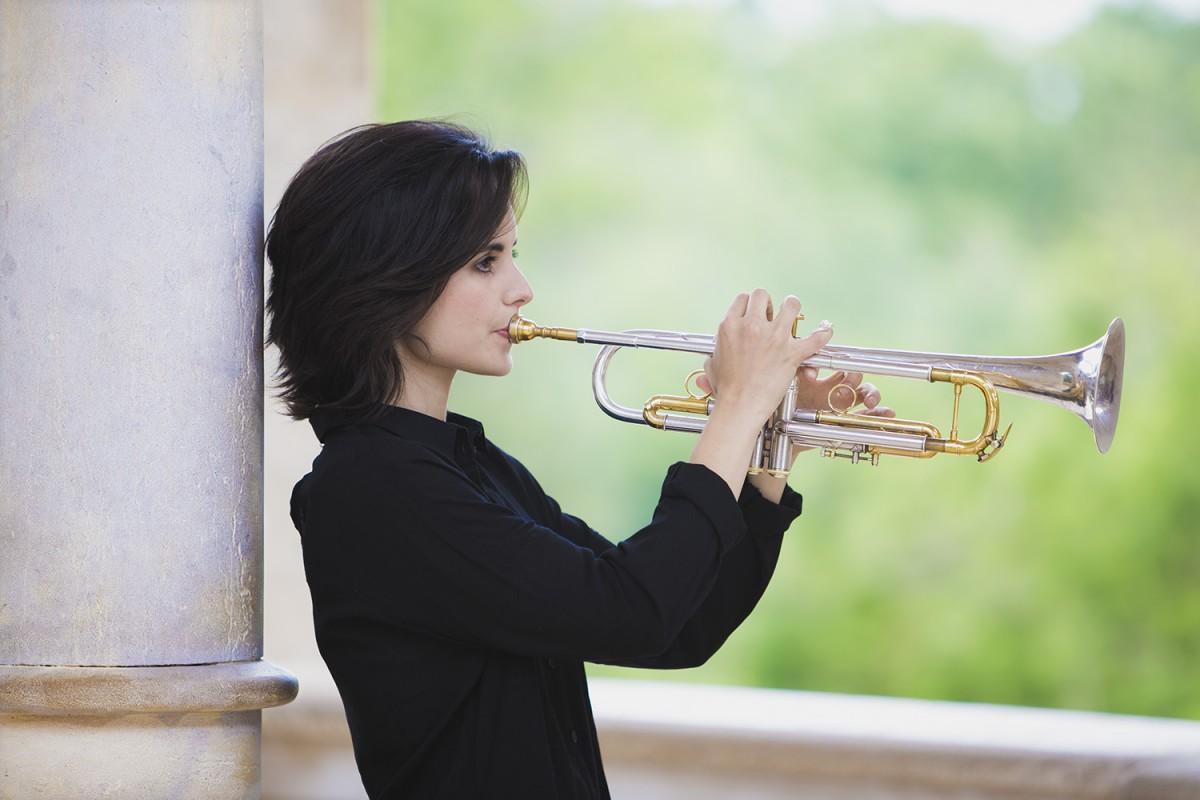 El concert d'Andrea Motis obre el festival