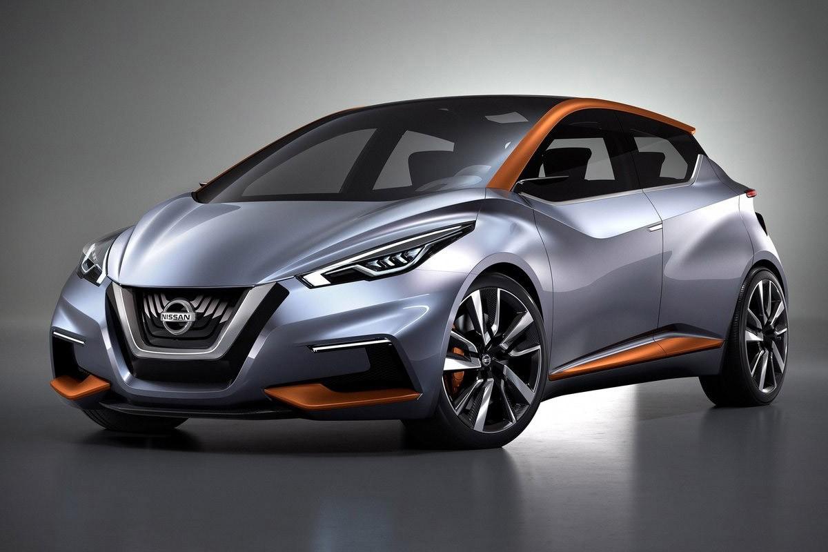 Basat en el prototip SWAY, el compacte elèctric de Nissan lluirà un disseny molt més modern