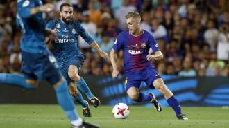 El Barça cau davant del Madrid al Camp Nou (1-3)