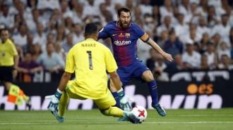 Un Madrid molt superior guanya la Supercopa contra el Barça