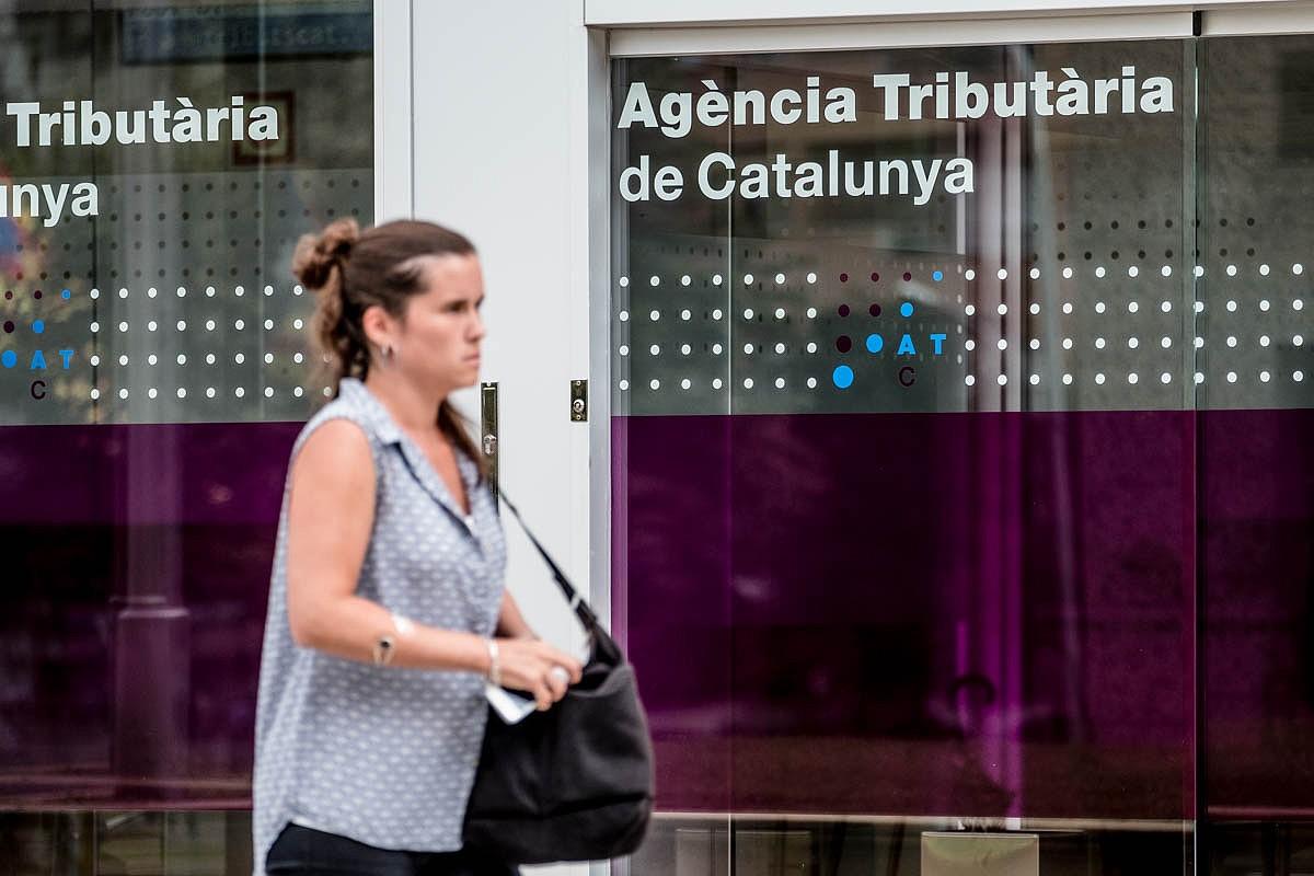 Oficina de l'Agència Tributària de Catalunya a Vic