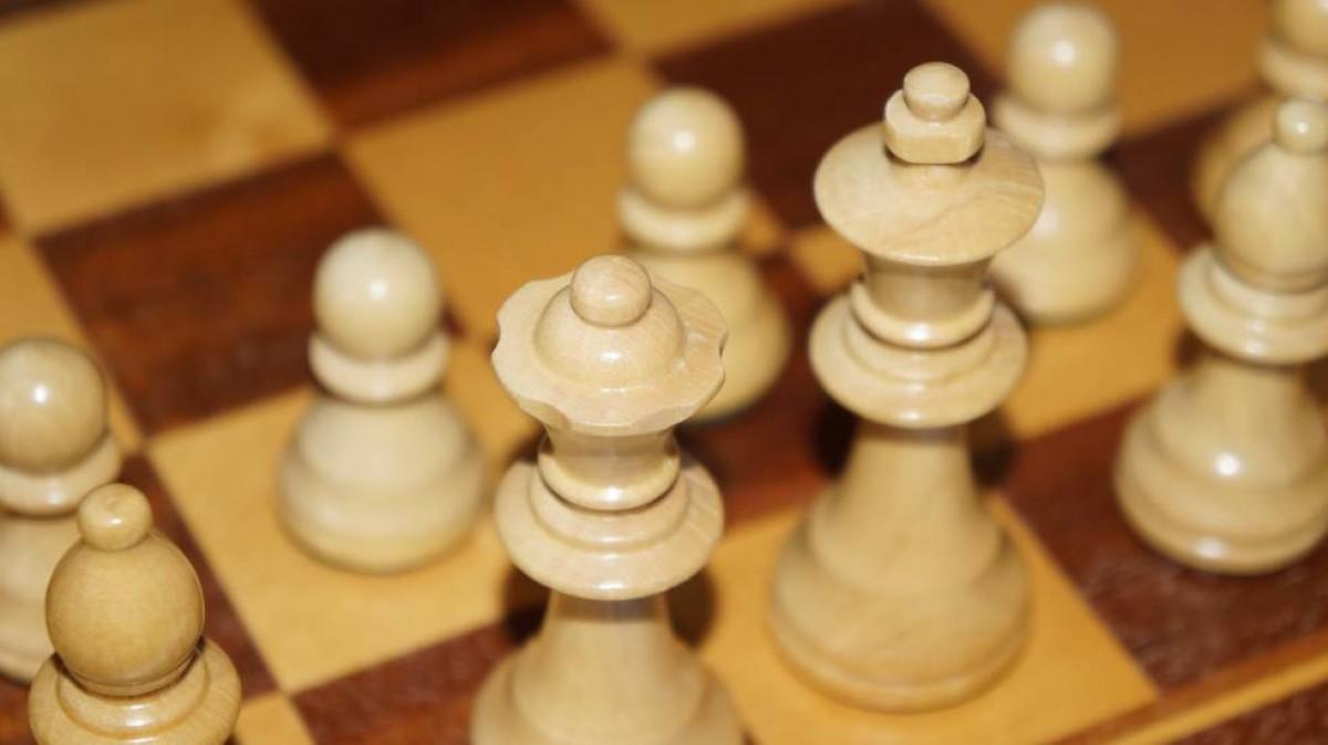 Peces d'un tauler d'escacs