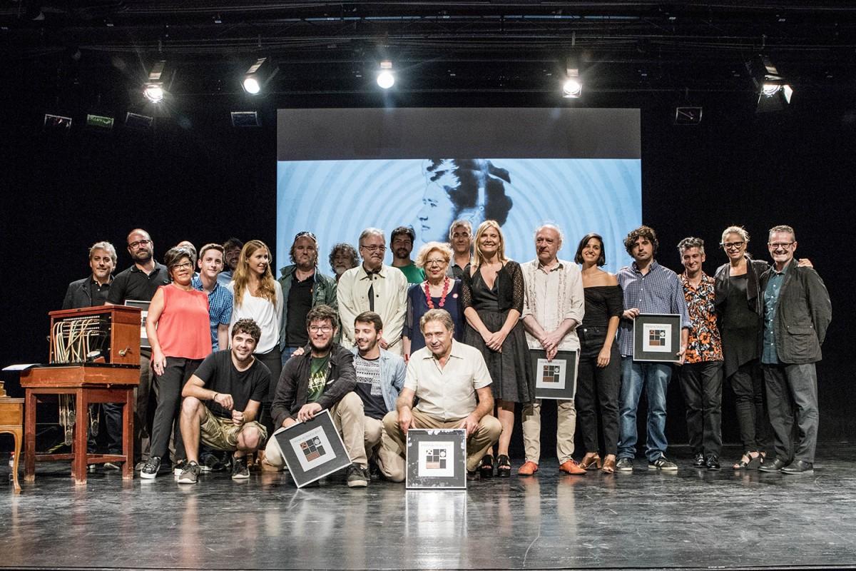Els guardonats dels Premis Altaveu 2017