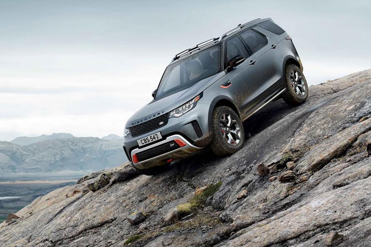 El Discovery SVX serà el primer Land Rover fabricat a mà en el Centre Tècnic de SVO