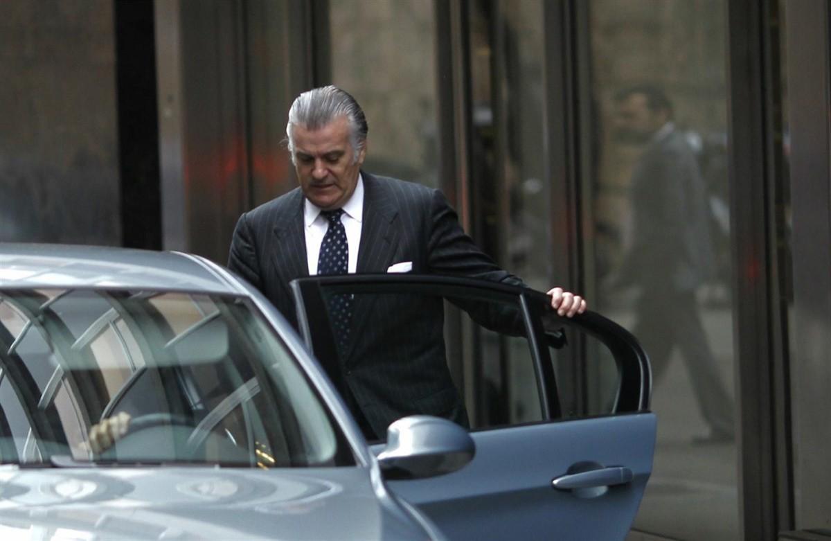 Luis Bárcenas, en una imatge d'arxiu.