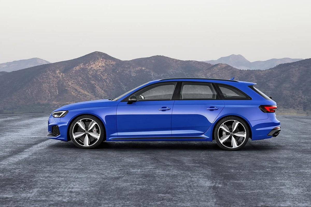 L'Audi RS4 Avant estrena motor 2.9 TFSI amb més potència i eficiència
