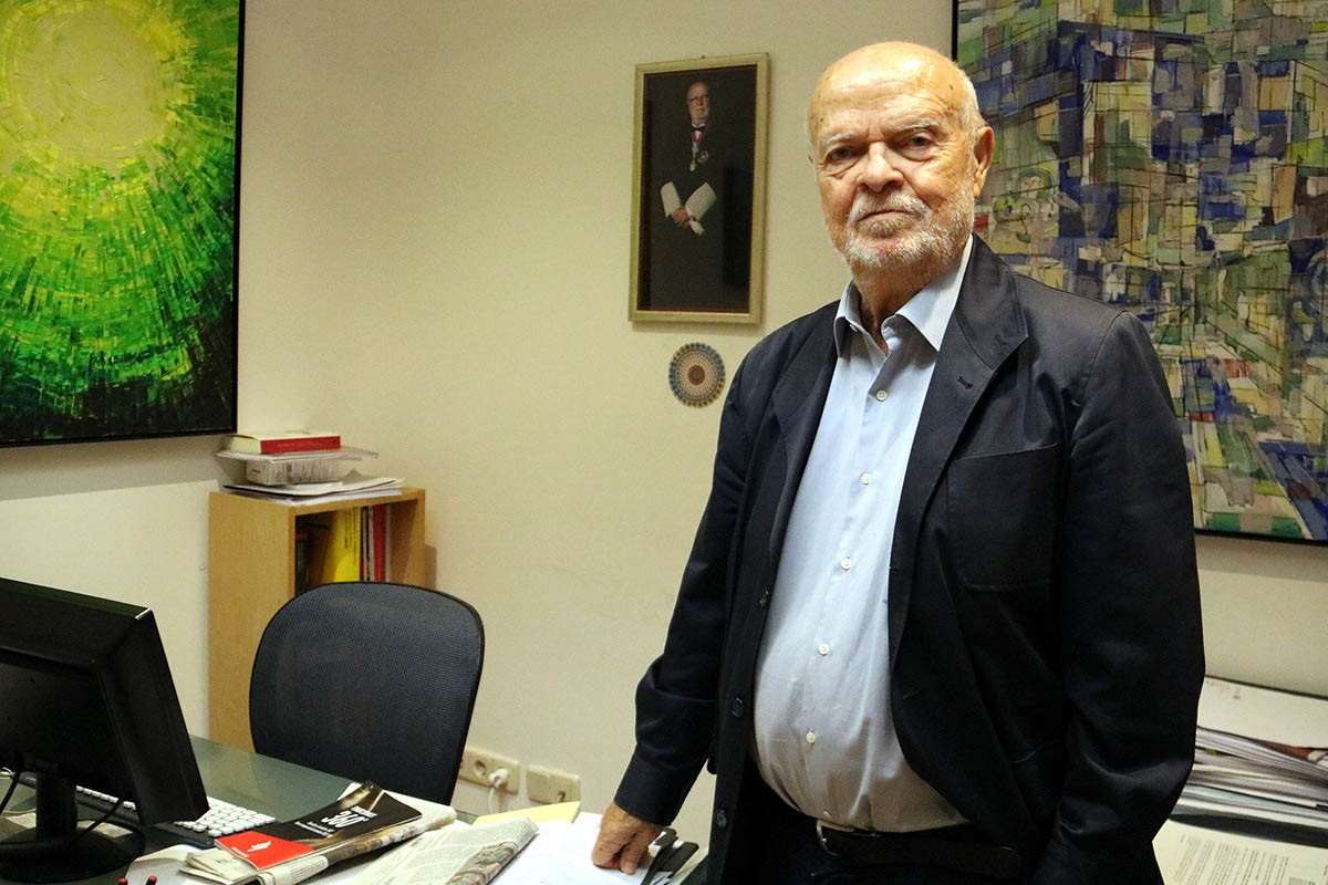 José Antonio Martín Pallín, fiscal i magistrat emèrit del Suprem