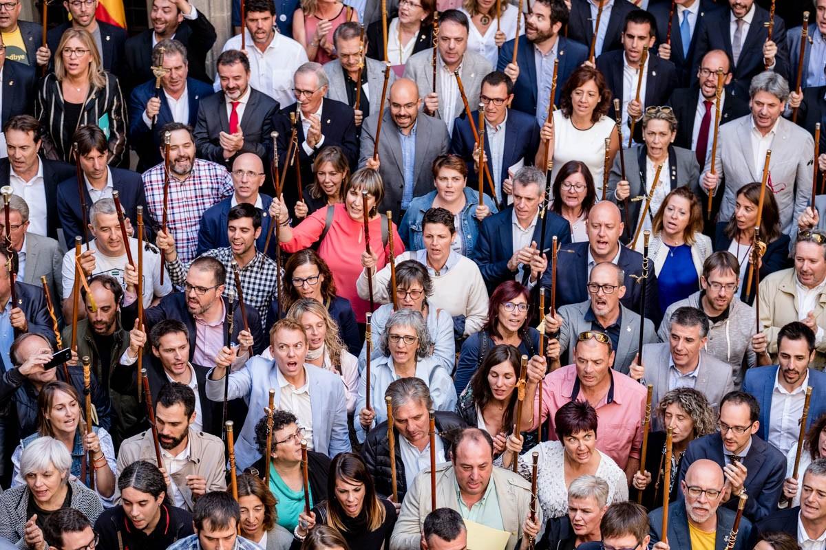 Alcaldes de Catalunya