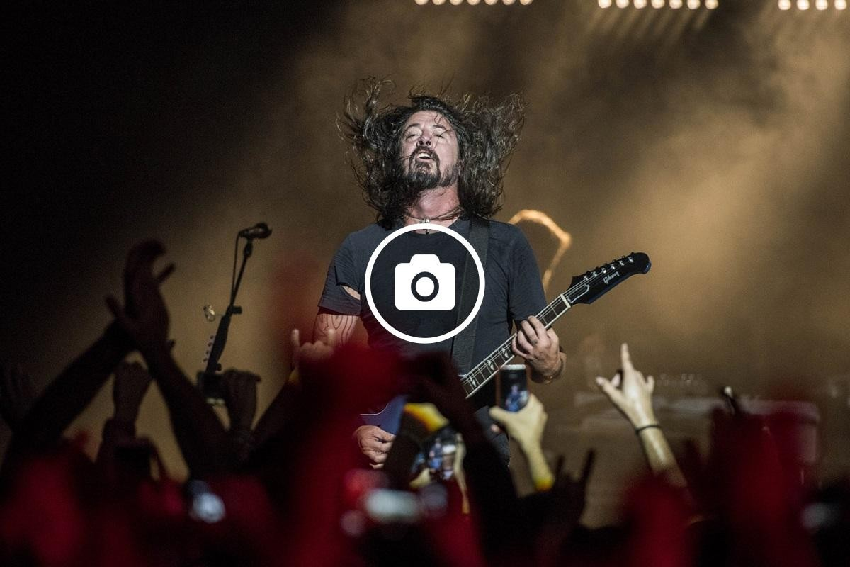 Foo Fighters en concert