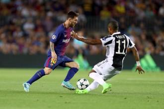 Messi lidera la revenja a la Juventus