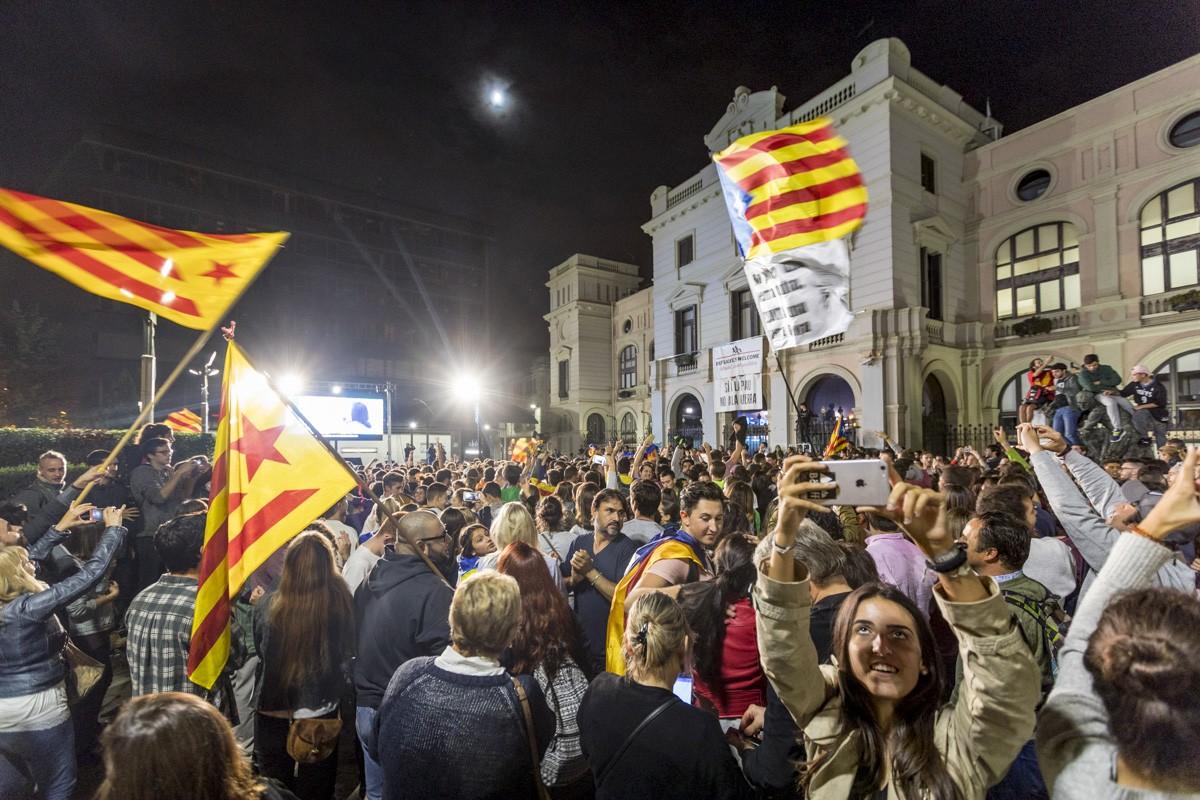 Seguiment del recompte a Sabadell