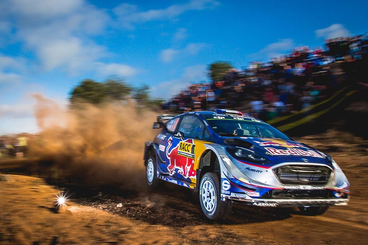Sébastien Ogier-Julien Ingrassia (Ford Fiesta WRC)