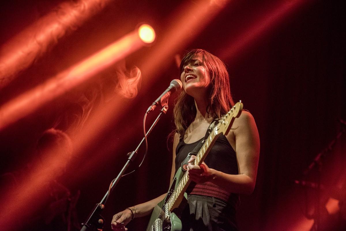 Maika Makovski, guanyadora del premi l'any 2017