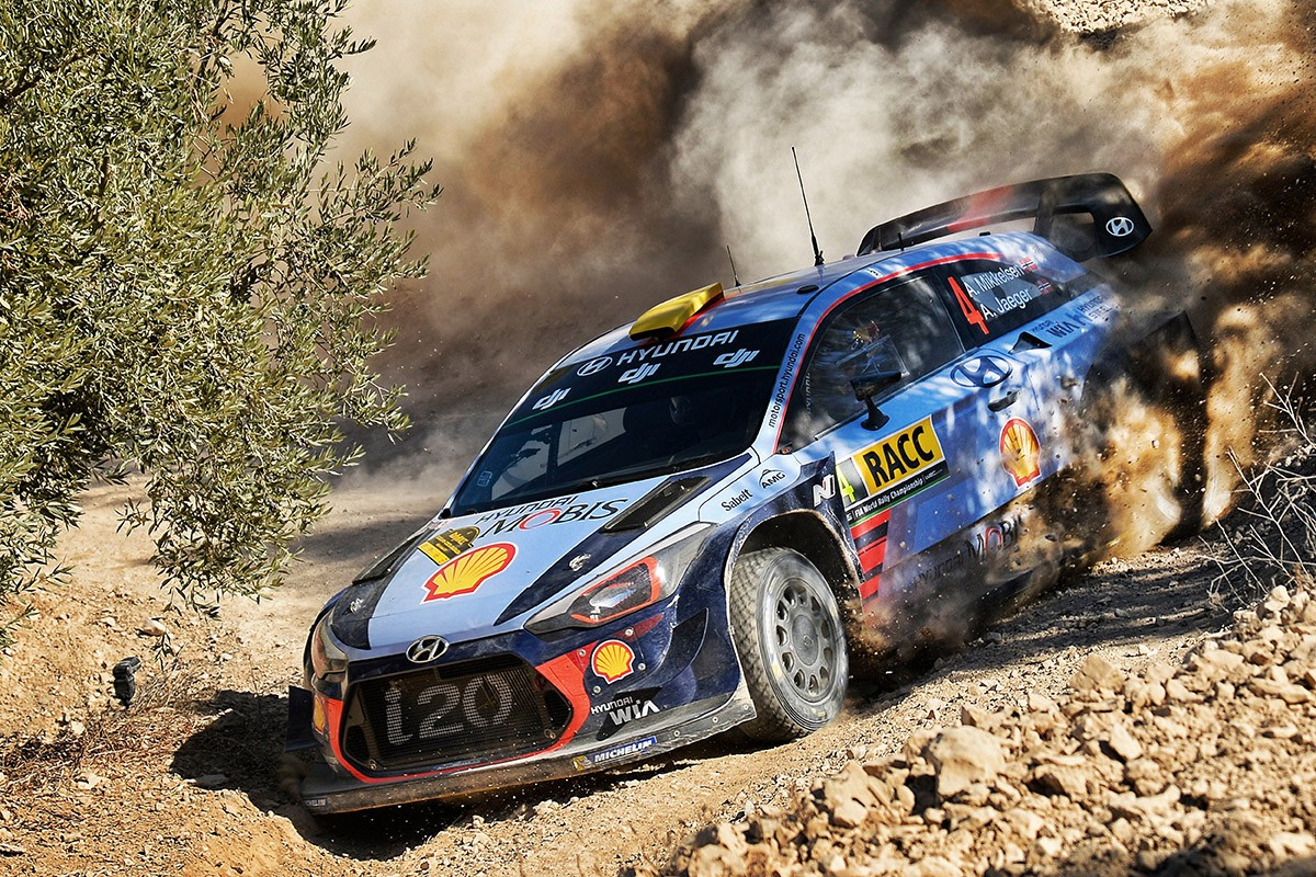 Andreas Mikkelsen-Anders Jaeger (Hyundai i20 Coupé WRC)