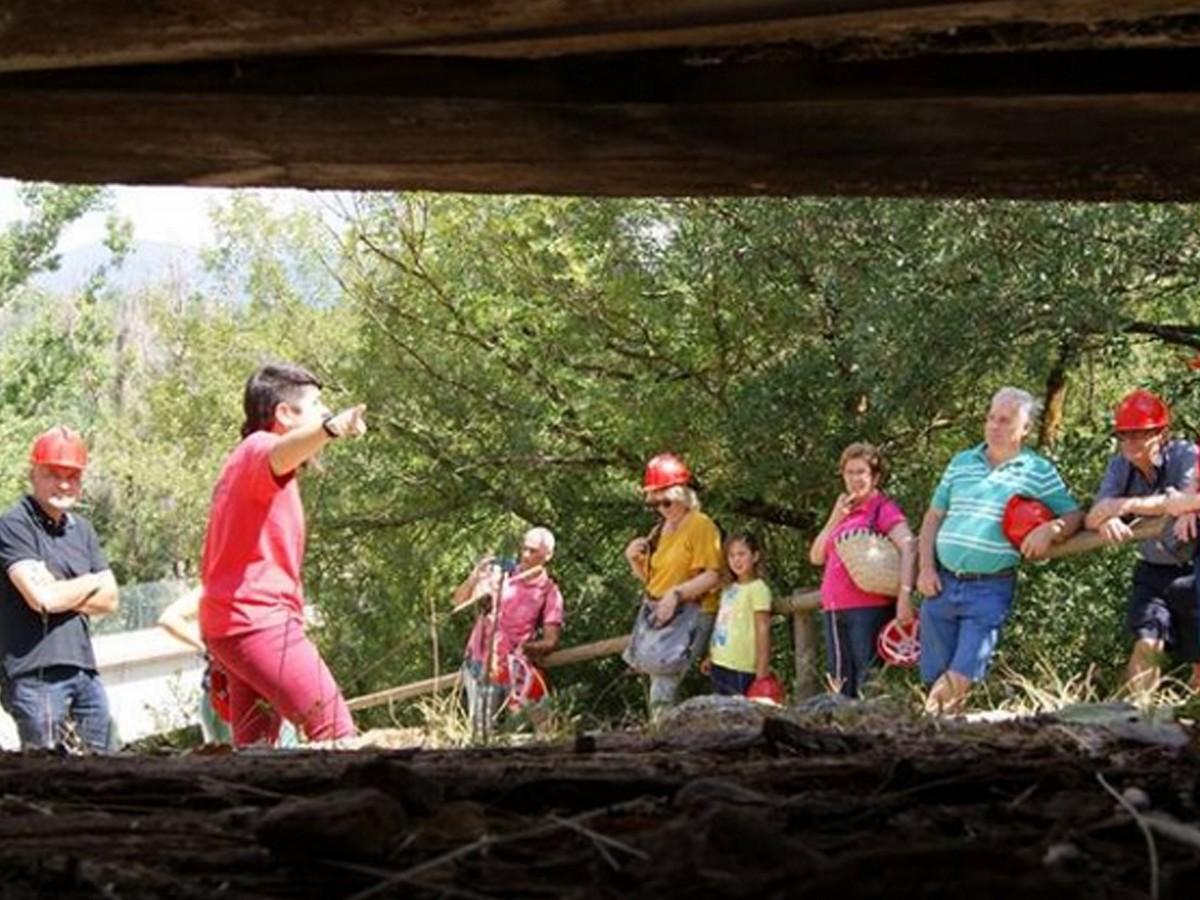 El Parc dels búnquers, entre les propostes de les Jornades Europees de Patrimoni