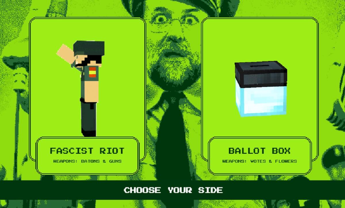 Els dos bàndols del videojoc
