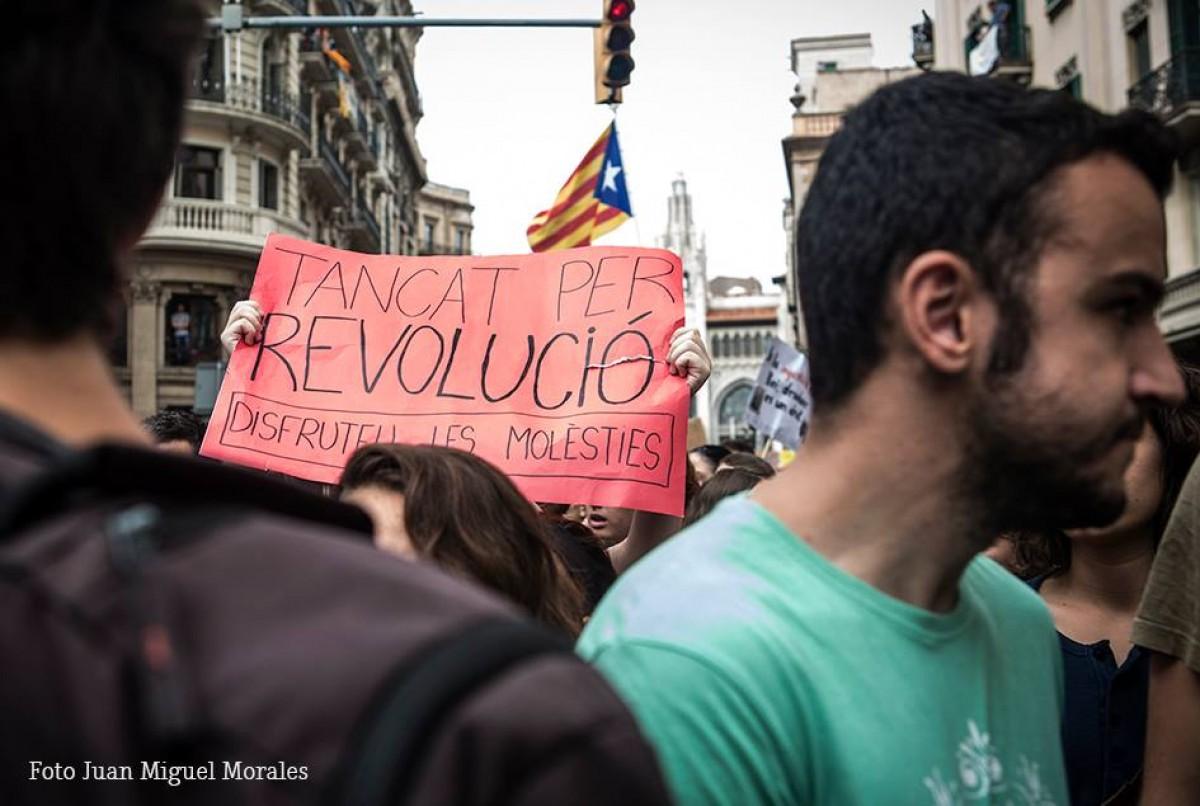 Barcelona, 3 d'octubre del 2017