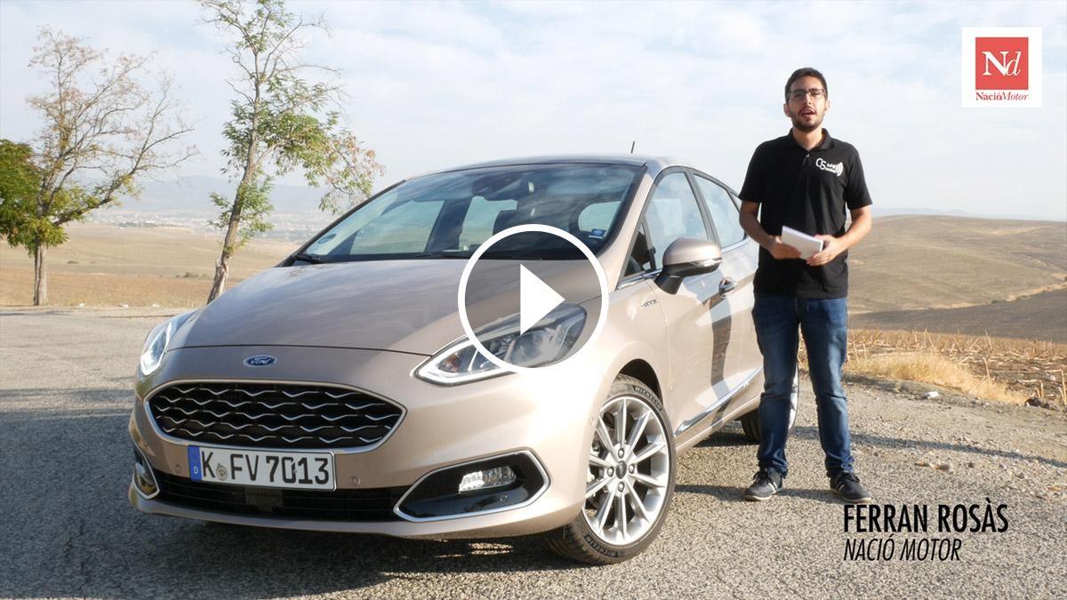 Presentació Ford Fiesta