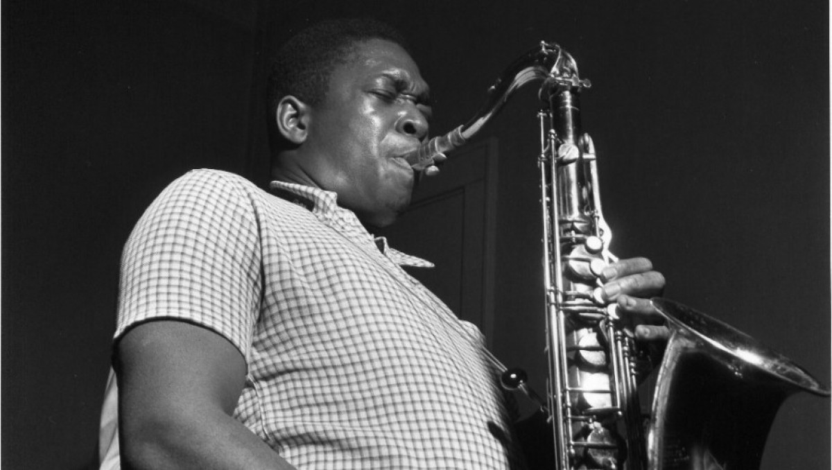 «Chasing Trane: The John Coltrane Documentary» és el documental sobre John Coltrane
