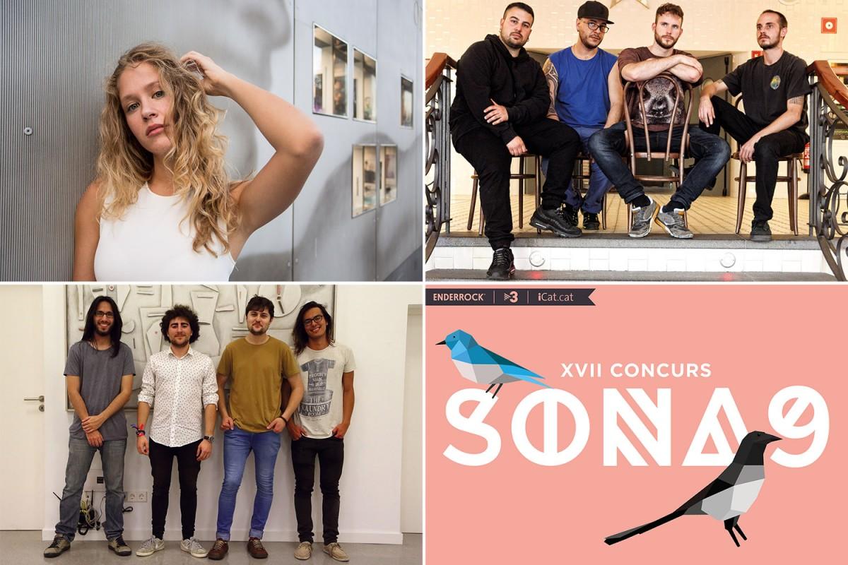 Finalistes Sona 9 2017