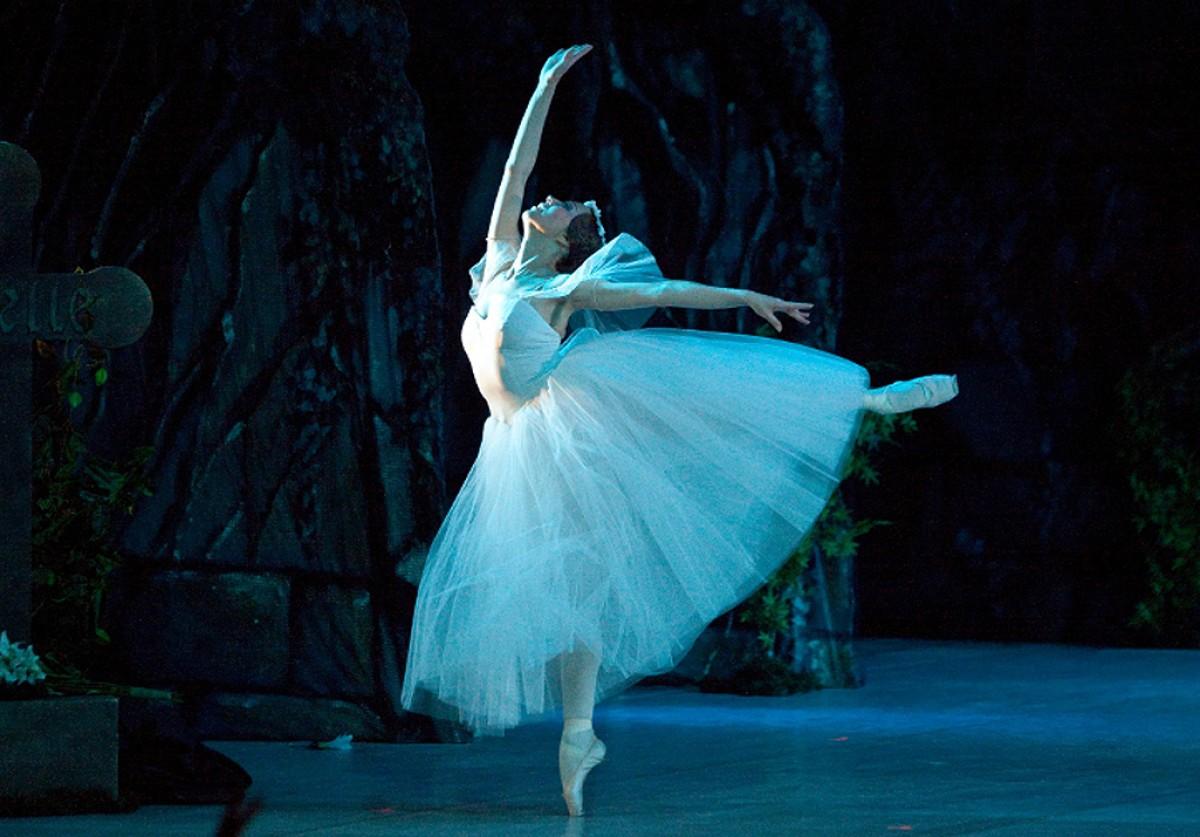 El Rusian State Ballet presenta la suite «Giselle» al Centre Cultural Terrassa