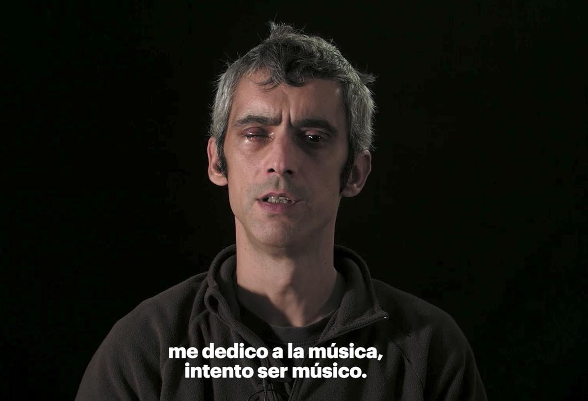 Roger Español explica com es recupera de l'impacte d'una bala de goma a l'ull