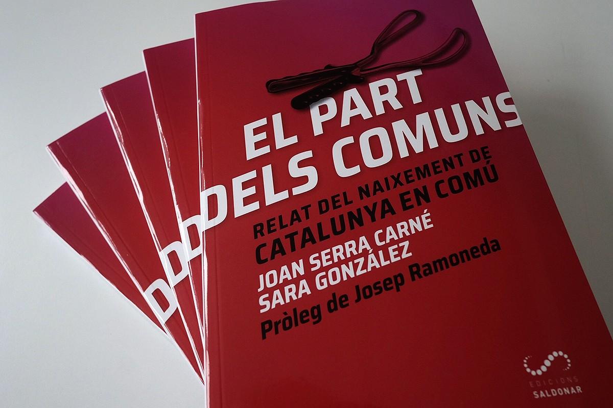 «El part dels comuns» de Joan Serra Carné i Sara Gonzàlez