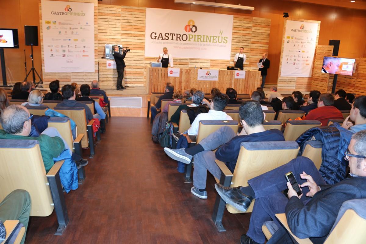 Gastropirineus ha reunit durant dos dies a Alp i Puigcerdà més de 200 participants