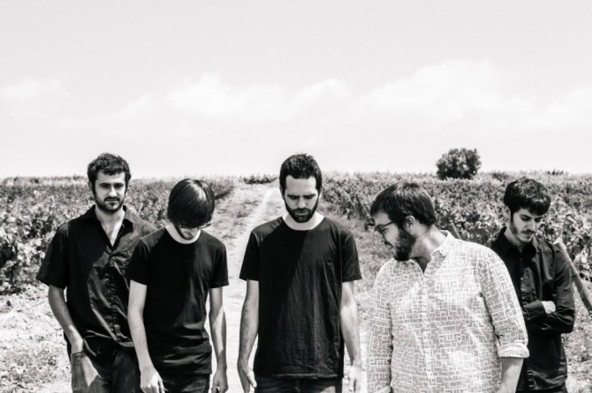 Els Inxa Impro Quintet, passejant per Vilobí del Penedès