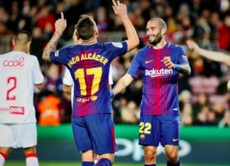 El Barça no té pietat del Múrcia i ja és a vuitens de final de la Copa del Rei