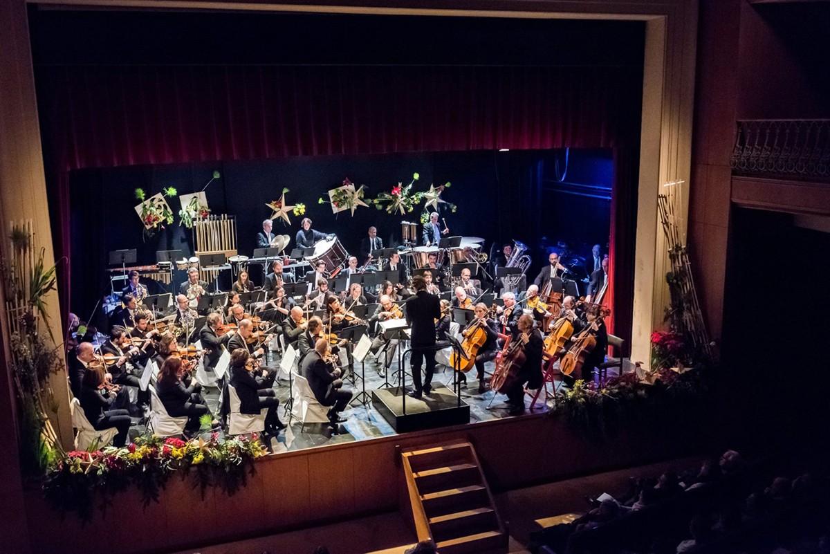 El concert d'enguany anirà a càrrec de l'orquestra Simfònica del Vallès