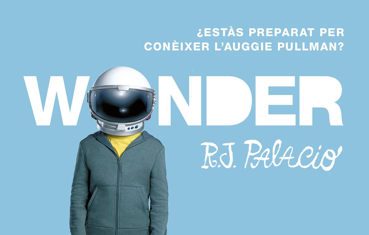 «Wonder» ha venut més de 5 milions de còpies a tot el món i s'ha portat al cinema