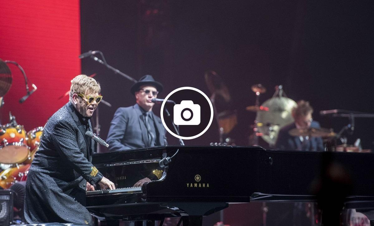 Elton John a Barcelona