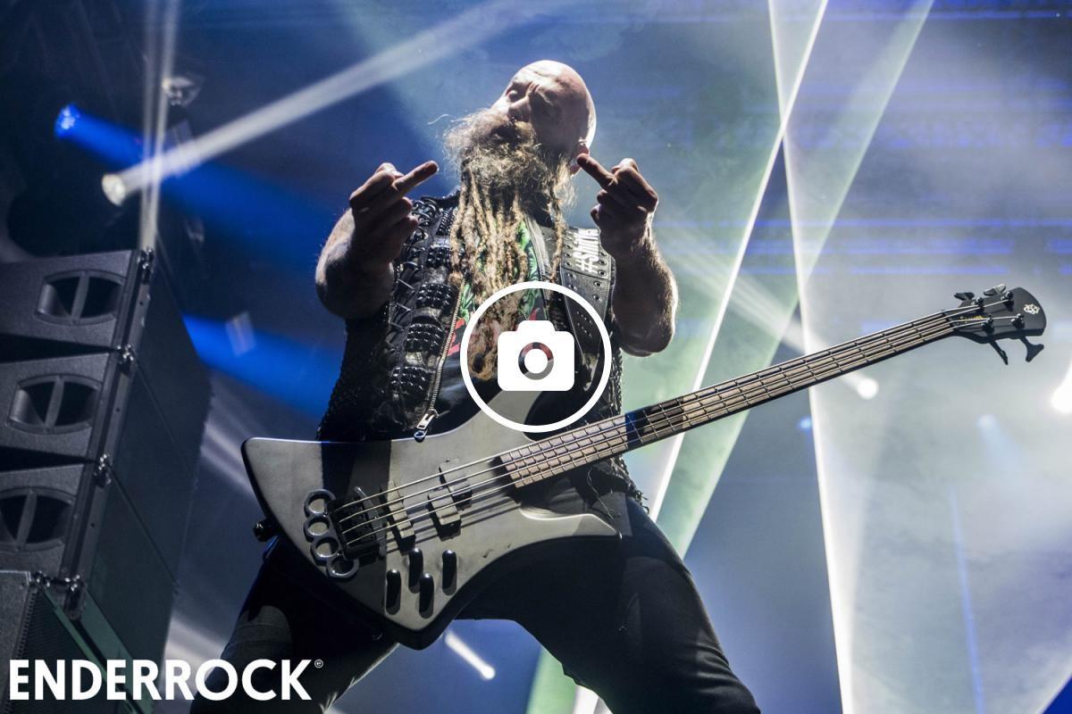 Five Finger Death Punch en concert aquest dimarts