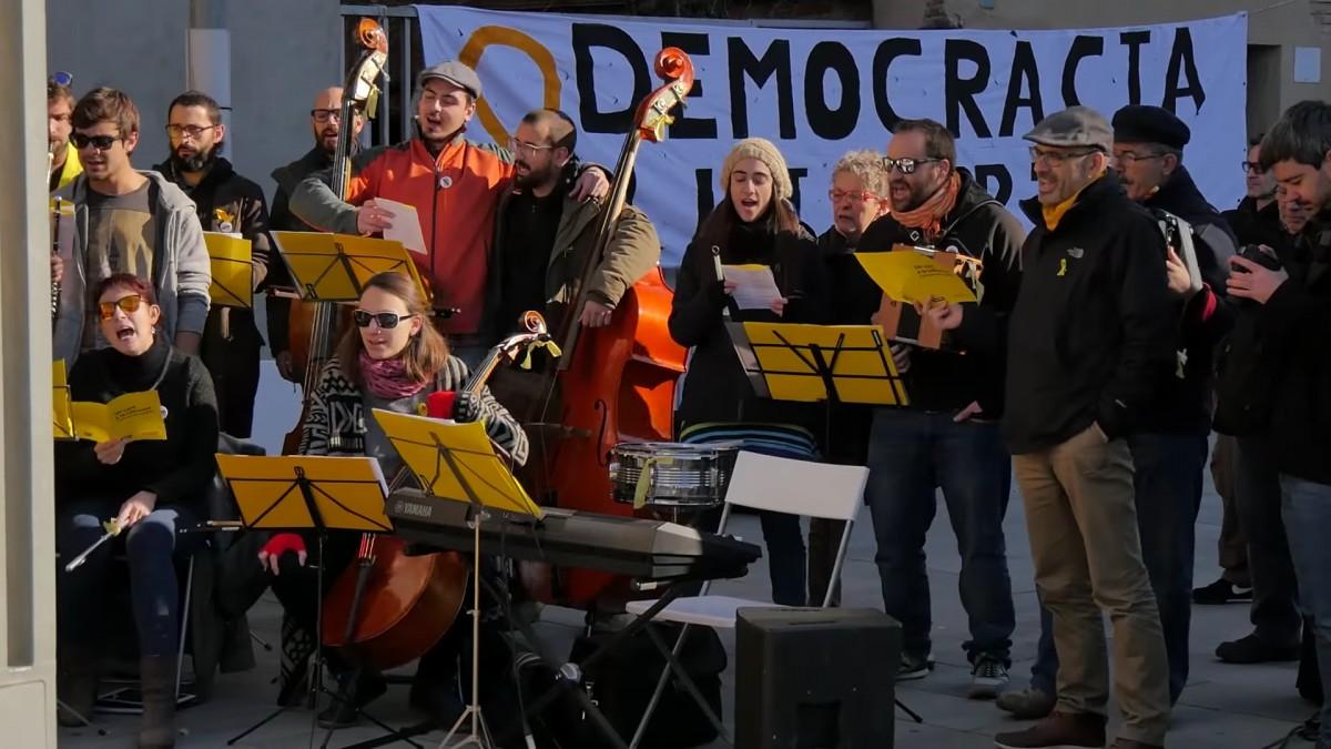 Músics per la Llibertat