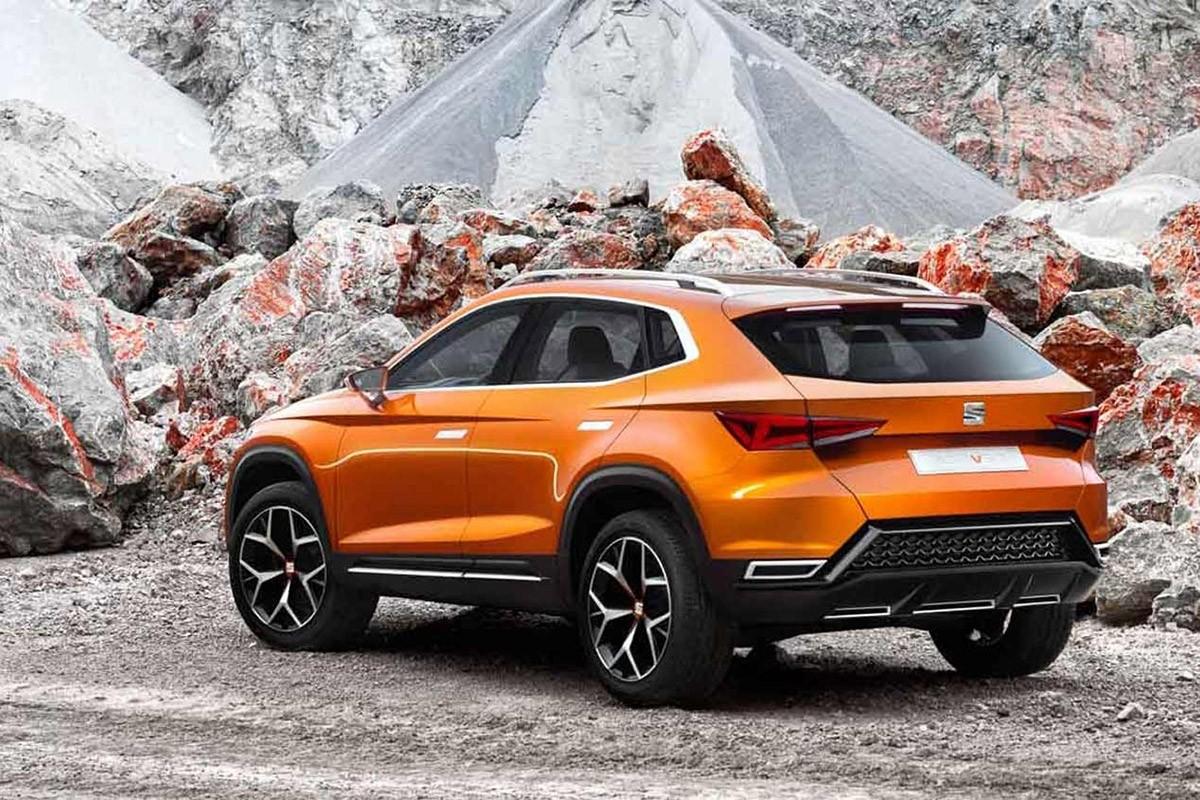 El Tarraco serà el més gran dels SUV de SEAT