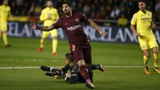 El Barça no falla contra el Vila-real i consolida el lideratge a la Lliga (0-2)