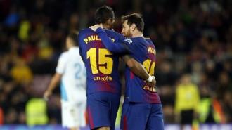 El Barça goleja el Deportivo en un partit plàcid (4-0)