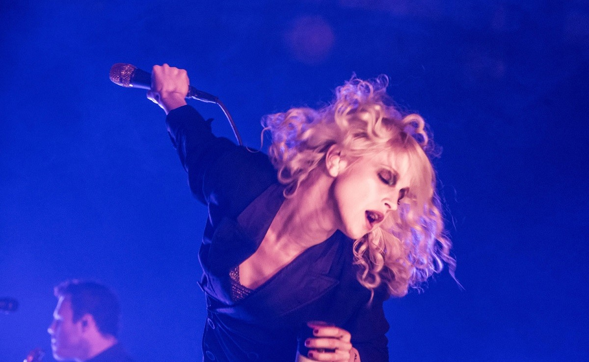 Paramore en concert