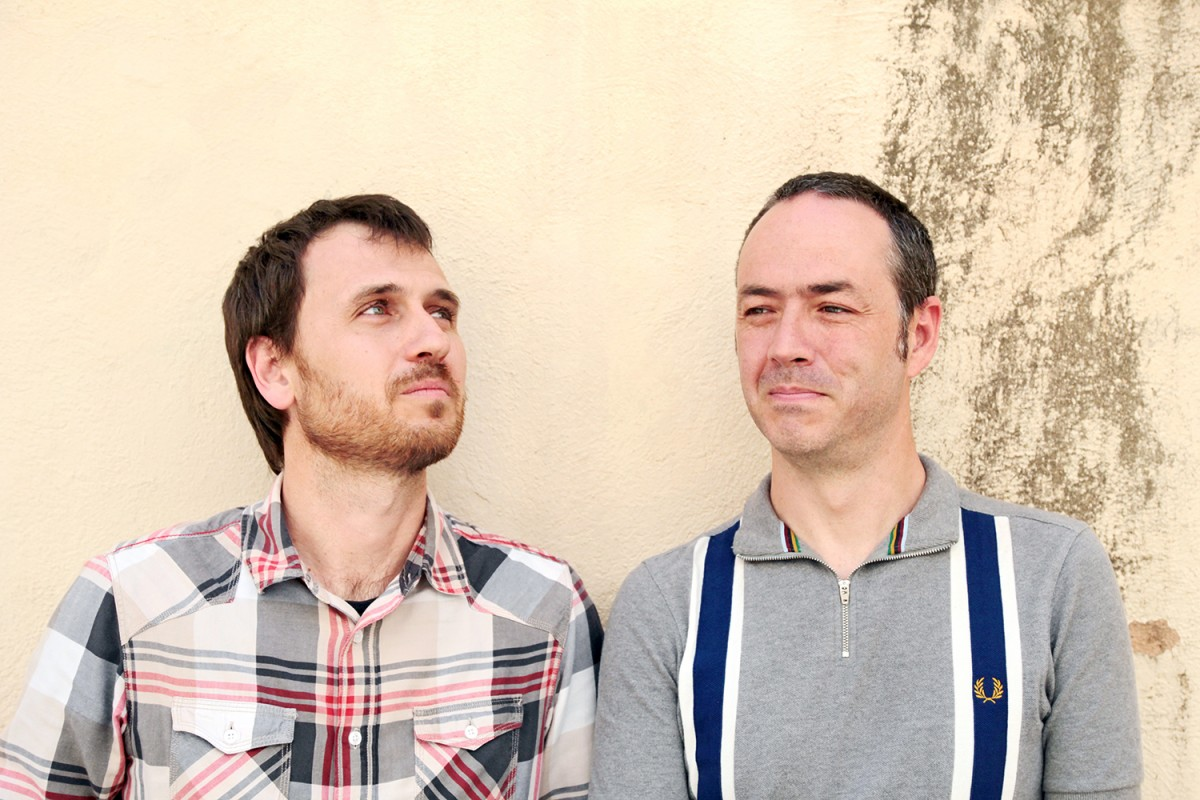 Carles Sanjosex i Carles Belda