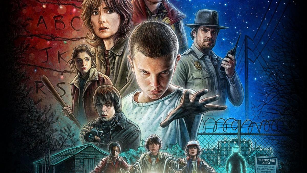 Una imatge promocional de la sèrie