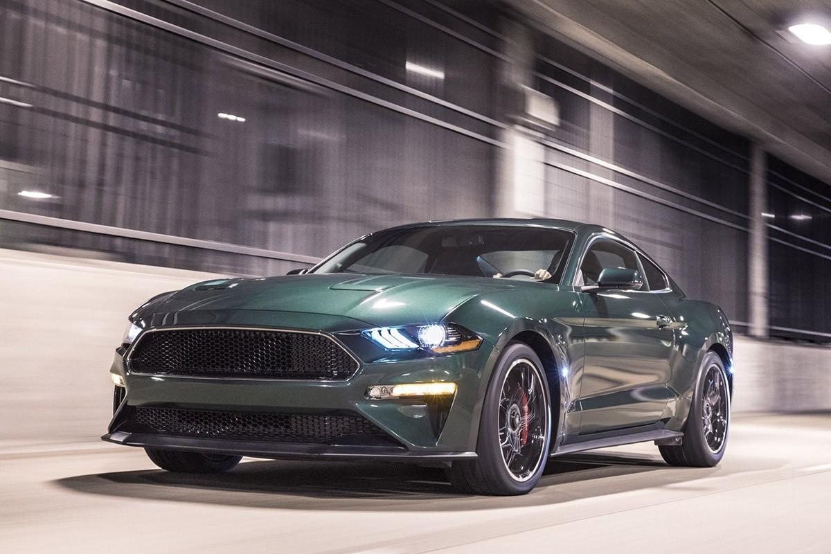 Si algun cop has somiat en emular a Steeve McQueen, ara Ford t'ho posa a l'abast
