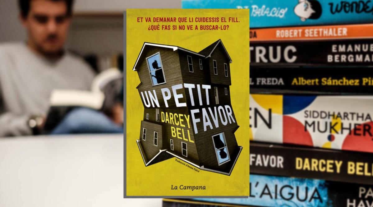 «Un petit favor» és una de les novetats 2017 de La Campana